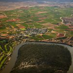 Irrigation on the Murray River
