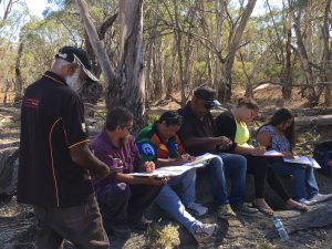 Using the Aboriginal Waterways Assessment on Country
