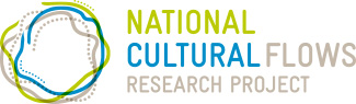 National cultural flows research project logo